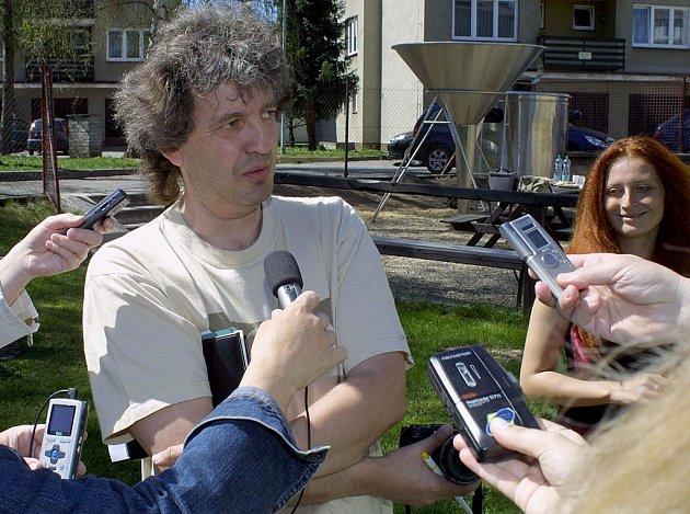 Prezident Agentury Dobrý den Miroslav Marek.