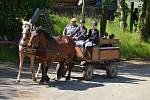 V Humpolci má zemědělství i jezdectví bohatou tradici – letos se mimochodem konal už 48. ročník atraktivní Zlaté podkovy.