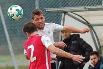 Fotbalisté Pelhřimova v prvním přípravném duelu inkasovali čtyři góly.