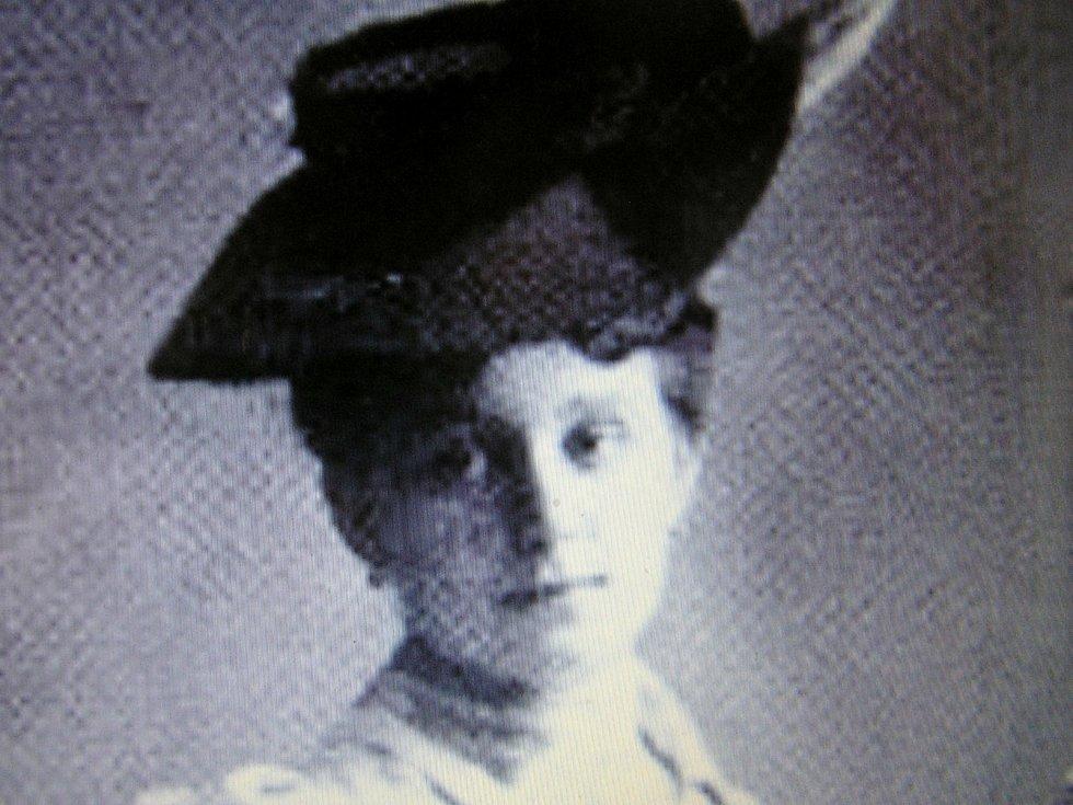 TAJNÁ LÁSKA. Oldra Sedlmayerová byla sice krásná a inteligentní, ale Masaryk byl ikonou národa.
