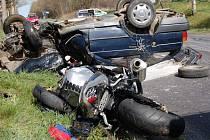Nehoda v Pravíkově