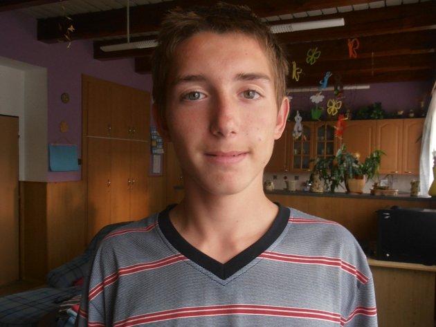 Sympatický mladík Matěj z Humpoleckého dětského domova, který jel Českou republiku reprezentovat, vyniká hned v několika atletických disciplínách.
