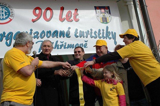 Pelhřimovští turisté otevřeli v sobotu novou sezonu.