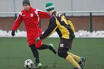 Fotbalisté Pelhřimova změří síly s Vrchovinou už tuto sobotu. Generálkou jim pak bude utkání proti Žirovnici.