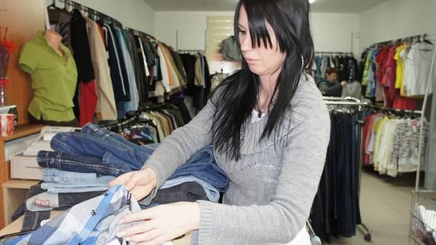 Zákazníci na Pelhřimovsku mají rok od roku větší zájem o oblečení takzvaně  z druhé ruky. ... 1f409cc536f