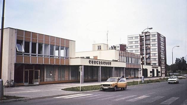 Humpolec v osmdesátých letech minulého století