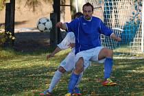 Budíkovský Lukáš Kavka dal v letošních zápasech už sedmnáct gólů.