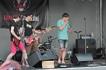Na listopadové přehlídce Rocksession vystoupí v Máji i mladá pelhřimovská kapela Základní vzdělání.