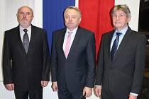 Ustavující zasedání zastupitelů v Pelhřimově.