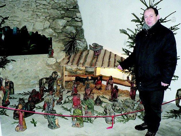 Pelhřimovský vikář Jaromír Stehlík