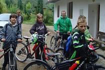 Tomáš Jůzl si své žáky dovedl získat, i když učí na základní škole Hálkova teprve půl roku.