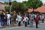 Sobotní den patřil v Košeticích srazu rodáků a oslavám sto let školy.