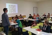 Do programu Erasmus+ se zapojila pelhřimovská škola.