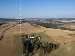 Atmosférická stanice Košetice.
