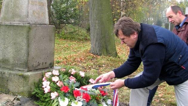 Devadesát let od vzniku samostatného Československa v Dobré Vodě