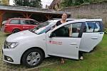 Nové auto pro sestřičky z Humpolce.