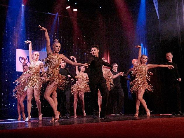Taneční školu DanceArt Pelhřimov založil Václav Žoudlík vroce 2011.Foto: archiv Václava Žoudlíka