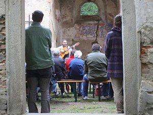 Poutě ke kapli svaté Anny připravuje občanské sdružení Zelené srdce.