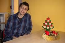 Děti z Pelhřimovska se díky Aleksandaru Kolenkovi dozvědí o tom, jak se slaví Vánoce v Bulharsku.