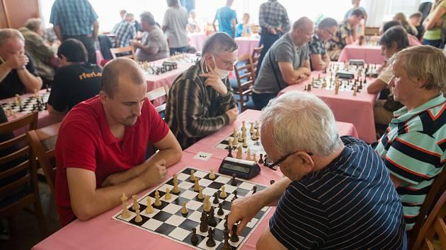 Vysočinští šachisté se po čase opět sešli. Tentokráte ale pouze online.