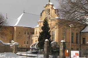 Želivský klášter. Ilustrační foto