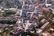 Vítězem soutěže o nejlepší letecký snímek Humpolce se stal David Váňa z Humpolce.