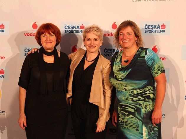 Krajské kolo soutěže Vodafone Firma roku a Česká spořitelna Živnostník roku