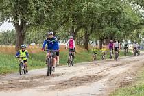 Cykloturistická akce Kolem dokola Košeticka lidi táhne už čtvrtý rok.