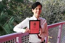 Renáta Petriková byla vyhlášena nejlepší rozhodčí US Openu.