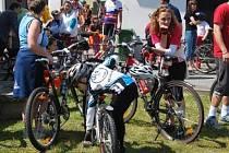 V Rynárci otevřeli cyklistickou stezku
