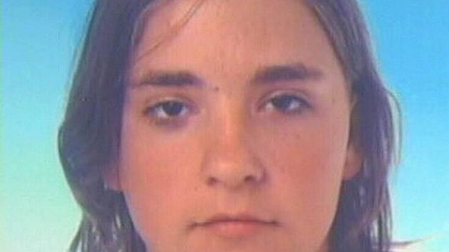 Pohřešovaná Linda Kubašková.