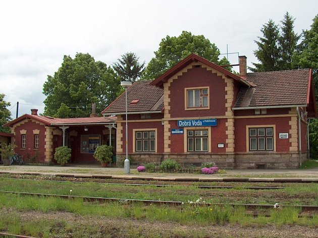 Od soboty do středy nepojedou vlaky na trase Dobrá Voda – Nová Cerekev.