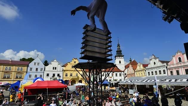 Jindřich Reichert, který loni na festivalu účinkoval, bude teď oceněn.