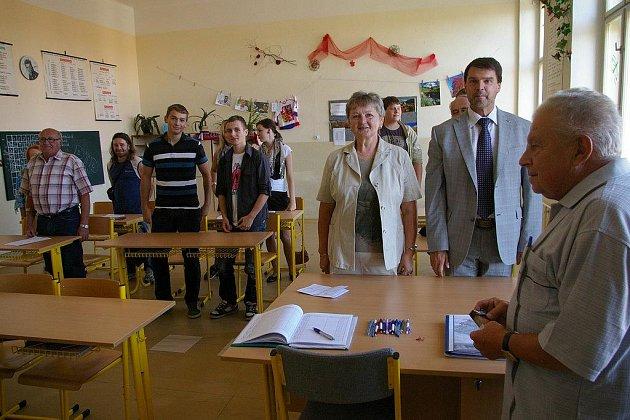 Oslava sta let školy v Horní Cerekvi
