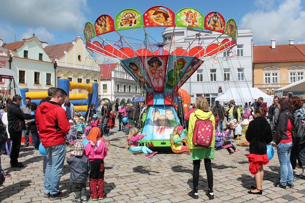 Den dětí v Pelhřimově