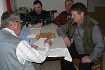 Volební komise ve Vysoké Lhotě