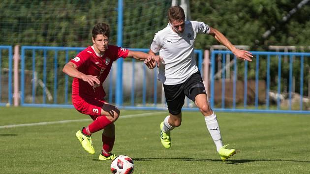 Poslední vzájemný zápas skončil vysokým vítězstvím Pelhřimova.