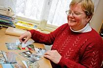 O dění v Těmicích má Marta Jiránková už přes třicet let dokonalý přehled.