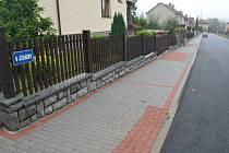 Letos opravili zbylé dvě ulice – ulici U Jízdárny a Luční.