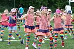Den dětí v Pelhřimově.