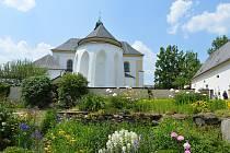 Tradiční dny otevřených zahrad ve žďárském zámku