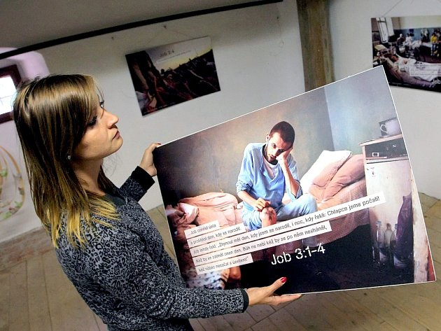 Konfrontace starověkých textů s moderním médiem fotografie a také konfrontace současného člověka s věčnými otázkami života jsou hlavními tématy putovní výstavy Jobova zvěst fotoreportéra Jana Šibíka.