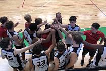 Pelhřimov by měl do další sezony první ligy basketbalistů vstoupit se silnějším týmem.