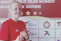 Ivetu Jiránkovou taekwondo už zase baví.