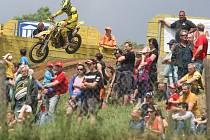 V neděli 4. června se v Pacově jel třetí díl seriálu Buksa/Ados motokros 2017 MM ČR.