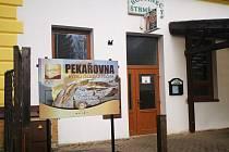 Jedna z prvních Pekařoven vznikla ve Strměchách nedaleko Pelhřimova.
