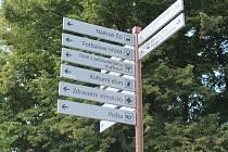 V Horní Cerekvi mají od začátku prázdnin pro turisty užitečnou pomůcku.