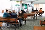 Znovuotevřený Pivovar Kamenice.