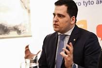 Inspirativní debata s europoslancem Tomášek Zdechovským.