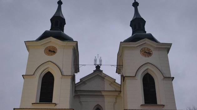 Želivský klášterní kostel, který letos prošel kompletní rekonstrukci, má šanci být bazilikou.